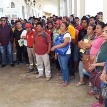 Congelan cuentas a Tehuantepec, Oaxaca