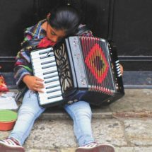Trabajo infantil en Oaxaca: niñez rota