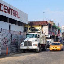 """Por introducción de drenaje al Mercado Central, cerrarán tramo en la avenida """"Independencia"""""""