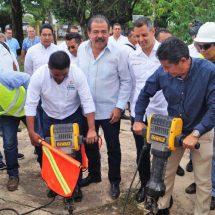 Histórica la inversión para infraestructura deportiva en Tuxtepec: Dávila