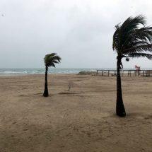 Frente frío pega a Tamaulipas con bajas temperaturas