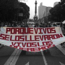 CNDH da bienvenida a Comisión de la Verdad para caso Ayotzinapa