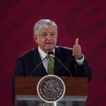 Mentira que se reduzca presupuesto a la UNAM: López Obrador