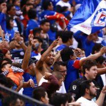 BOLETOS AGOTADOS PARA LA VUELTA DE LA FINAL ENTRE CRUZ AZUL Y AMÉRICA