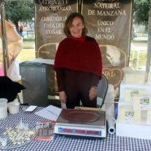 Productores de Chihuahua ofrecen sus productos a 'paisanos'