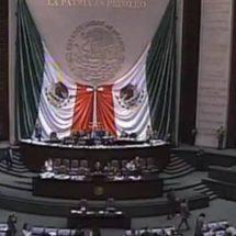 Diputados aprueban, con cambios, Ley de Ingresos 2019; pasa al Senado