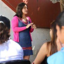 Promueven prácticas sanitarias para el bienestar de familias en Xoxocotlán