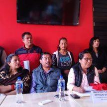 Candidata a edil de San Juan Mazatlán impugnará elecciones ante el TEEO