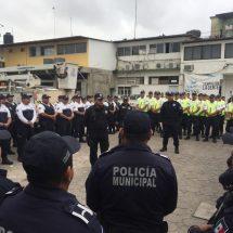 Meimardo Cruz Ramírez es el Comisionado de Seguridad del Gobierno del Estado en Tuxtepec