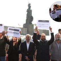 101 Alcaldes de Jalisco, exigen trato justo en el presupuesto federal