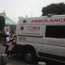 Más de 400 mil peregrinos han arribado a la Ciudad de México