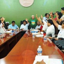 Presenta Dávila al Cabildo Proyecto del Presupuesto de Egresos 2019