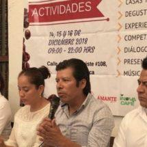 "En Oaxaca realizarán festival ""Amantes del café"""