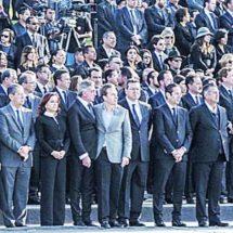 PAN está de luto, dice Marko Cortés; PRI, PRD y el gabinete expresan sus condolencias