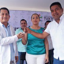 Dávila inauguró la Sala de Espera del Área de Urgencias del Hospital General