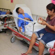 Sin servicio de salud 80% de oaxaqueños