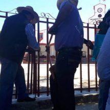 Recuperan pobladores palacio de Tequixtepec