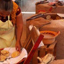 Regresan totoperas de Juchitán a «la cal de piedra»
