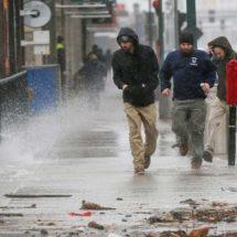 ¡Prepárate! se prevé nieve, torbellinos y más lluvia en el país