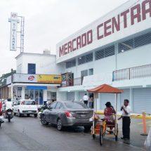 A punto de concluir la remodelación del Mercado Central de Tuxtepec