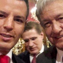 Confía Murat que Oaxaca tendrá más y mejor presupuesto en 2019