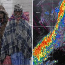 Se esperan más nevadas en varios municipios de Durango