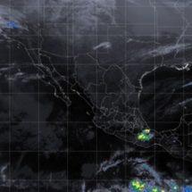 Tormentas intensas esta noche en regiones de Veracruz y Oaxaca