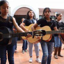 Fomentan educación artística en niños y jóvenes de Xoxocotlán