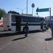 Por tercer día, maestros realizan estos bloqueos en Oaxaca