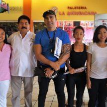 Gobierno de Tuxtepec promueve la activación física como estilo de vida saludable