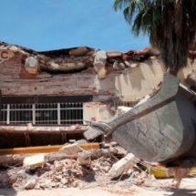 """No fueron atendidas """"debidamente"""" mil 700 escuelas tras terremotos de 2018: SEP"""