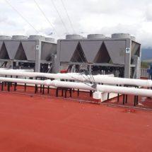 Mejora Gobierno de Oaxaca infraestructura de servicios en Ciudad Administrativa y Palacio de Gobierno