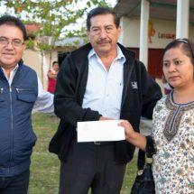 Gobierno de Tuxtepec le apuesta a la educación