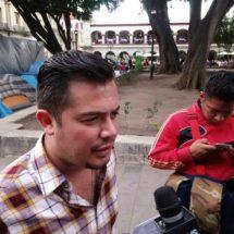 Edil de Juxtlahuaca anuncia que rescatará el Palacio Municipal que está tomado por inconformes