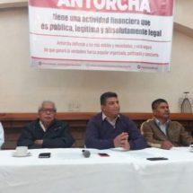 Antorcha Campesina se deslinda de gasolineras ilegales en Oaxaca