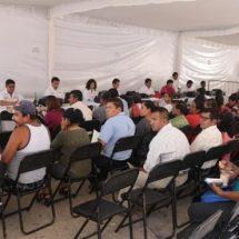Inicia en San Pedro Mixtepec Sexta Audiencia Pública