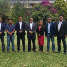 Representar al gremio constructor de Oaxaca, mi compromiso: Cristóbal Alcántara