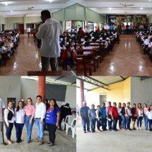 Fusionan esfuerzos Tuxtepec y Chiltepec con talleres para alumnado  y sus padres