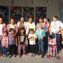 Respaldo total del DIF Tuxtepec a niñas y niñas con discapacidad