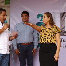 María Luisa Vallejo García, rinde protesta como Presidenta DIF Tuxtepec