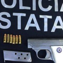 ASEGURA SSPO ARMA DE FUEGO EN OCOTLÁN DE MORELOS