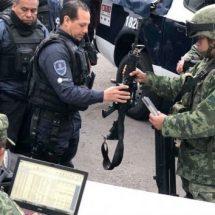 Ejército no asumió seguridad de municipios de Morelos: Sedena