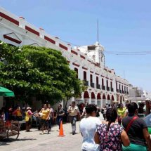 Palacio de Juchitán, renacer o morir