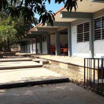 Reinician clases en aulas provisionales en el Istmo, Oaxaca