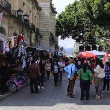 Ambulantes del centro de Oaxaca, inmunes a operativos