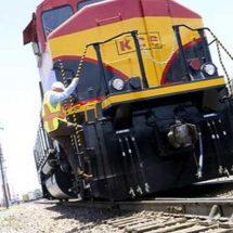 Pactan transportar más gasolina por tren