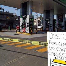 Ecatepec se suma a los municipios sin gasolina