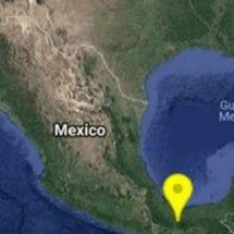 Remece sismo de magnitud 4.8 poblado de Matías Romero, Oaxaca