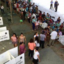 Sin contratiempos, elección de agente en Puerto Escondido, Oaxaca