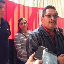 Dirigente del STEUABJO declara que la huelga laboral es legal